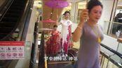 《银泰城模特走秀》唐山市养生协会模特队