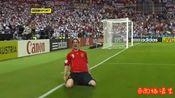 08欧洲杯,托雷斯强突拉姆,西班牙战胜德国!