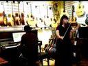 花儿为什么这样红 张漪-小提琴 李德宇--钢伴合奏 2012.4.24红石琴行
