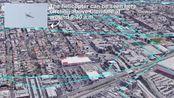 用谷歌地图还原坠机事故整个过程:科比乘坐的西科斯基s-76B直升机的飞行轨迹模拟和音频(包含两段视频)