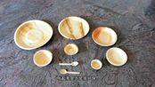 印度用树叶制作餐具,这样的餐具你会去用吗?