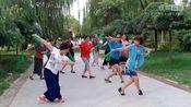 忻州市忻府区(2017.07.22)古钟公园广场舞(杨柳青)1122