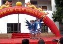 赣州四中第五届校园文化艺术节高二(4)班《舞动乾坤》-侧拍