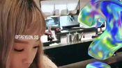 金泰妍正规二辑purpose# hustlepd2 PD 的INS STORY: Taeyeon x Zero 泰妍亲手制作的衣服