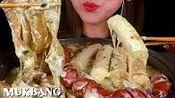 【gg】中国台面+牡蛎+香肠奶油年糕年糕炒年糕吃年糕CRICE CAKE RECIPE EATING 304961;(2019年12月27日13时45分)