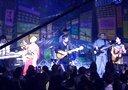 """2014.3.8淄博西街走廊酒吧 南无乐队 开场""""啦啦啦"""""""