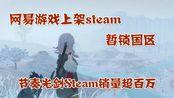 网易游戏上架steam商店暂锁国区,节奏光剑steam销量超百万,GOG平台更新2.0版本