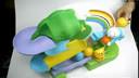 爱就推门品牌玩具加盟店-带灯光音乐电动游戏玩具