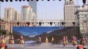 爱剪辑-湖北省广场舞总决赛三等奖【情归草原】草根制作