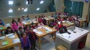 部编苏教版小学语文一年级上册《河里的月亮》获奖课教学视频,江苏省无锡市锡山区