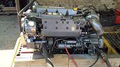 日本Yanmar 4lh-te 110匹马力柴油发动机
