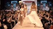 巴黎春夏时装周 RELLECIGA 泳装走秀,美女如云,仿佛童话里的仙女!