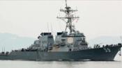 """【美国海军】阿利·伯克级驱逐舰Flight IA型""""拉塞尔""""号(DDG-59)佐世保出港(2020/2)"""