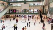 十月三十一号万圣节,香港沙田新城市广场,看看有什么不一样