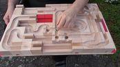 各种各样的木质玩具 cuboro-2 d-bahn nr. 3