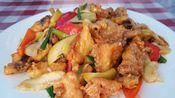 赣州小炒鱼,三分钟学会江西特色菜,家庭同样可以做出大师级菜肴