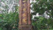 实拍四川省博物馆,不需要门票直接进去,国庆节放假可以带娃儿去参观哦,旁边就是浣花溪公园