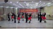 湖北省黄石市炫舞休闲舞团2020年新春联谊会(一)