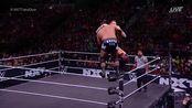 WWE NXT Takeover Portland(接管波特兰)北美冠军赛 基斯·李 VS 多米尼克·戴贾科维奇 精彩剪辑