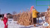 他们要做一道东北特色菜,材料需要他们自己去找,雪人会带来好运