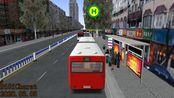 OMSI2——温州市(2.0版)27路(区间)火车温州站公交枢纽→潘桥北