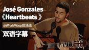 【双语字幕】José Gonzales - Heartbeats (我们缺少拥用纯净声音的灵魂歌者么?)