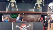 酷炫!Roger Shah化身船长,在芭东海滩上演柔美Trance场景