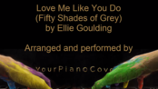 「HOLM翻弹」Love Me Like You Do (Fifty Shades of Grey) - Ellie Goulding