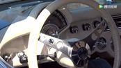 1956 雪佛兰 科尔维特 Corvette内外细节展示试驾
