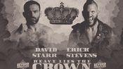 2019.12.31 Beyond Heavy Lies The Crown '19 - David Starr vs. Erick Stevens