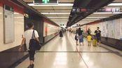 港铁地铁站临时播报没有普通话在香港的内地人表示很受伤