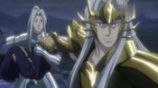圣斗士:哈迪斯被打败,但双子神出现,太强大了