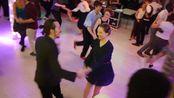 Tomasz & Agnes - Social Lindy Hop
