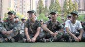 湖北工业大学工程技术学院25连新生军训展播