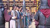 李世民设下比武夺帅擂台,罗通却被母亲设计,误以为还没到时间