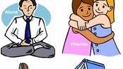 雅思口语2020年1-4月新题 Part 1 话题 Spending time alone, Friends, Break/Breaks