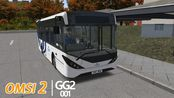 【青叶君】DennisE200新车体验~omsi2巴士模拟GG2 76路