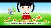 幼儿启蒙英语儿歌常见动物名称(教育视频)!B!