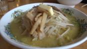 【SUSURU TV】札幌的B级美食,味噌咖喱牛奶拉面 札幌館 每日拉面生活1464回