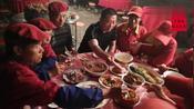 河南省获嘉县小民饭店厨师能干能吃也能喝,干活不将就!