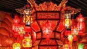 安徽省安庆市岳西县舞狮戏灯