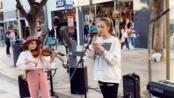 萌妹子 Karolina Protsenko&Allie Sherlock 翻唱 Adele《Hello》