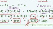 清华大学邓俊辉主讲数据结构与算法:12a2.3,平均情况