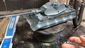 【BOSS戦車】1/35 TAKOM 虎王坦克極初期生産型 制作与涂装合集