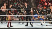 [WWE 2K19]TLC 2018:巴伦·科尔宾vs.布朗·斯图曼 桌椅梯赛