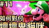【路易吉洋楼3】11-如何對付壞壞鬼貓咪 (Luigi's Maision 3)