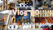 Vlog20 生日禮物是樂高是一種什麼體驗   和yama最后在一起的日子