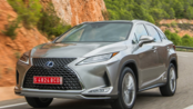 2020 雷克萨斯 Lexus RX 450h-内部,外部【REC Anything】