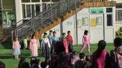 青岛新世纪幼儿园升旗仪式QHD20191111