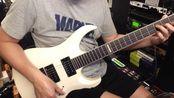 Cort X custom 电吉他测试2-2017.9.30